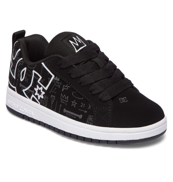 BASQ Graffik - Leather Shoes for Boys  ADBS100301