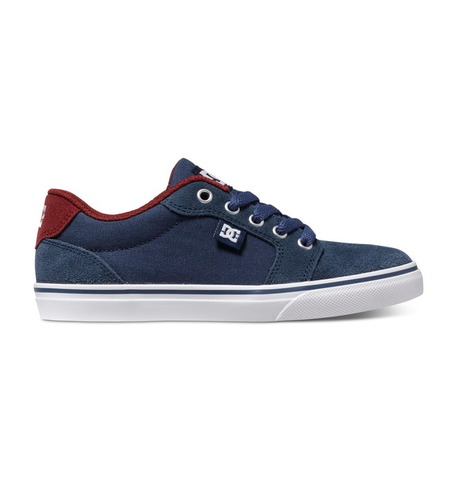 0 Boy's 8-16 Anvil Shoes  ADBS300063 DC Shoes