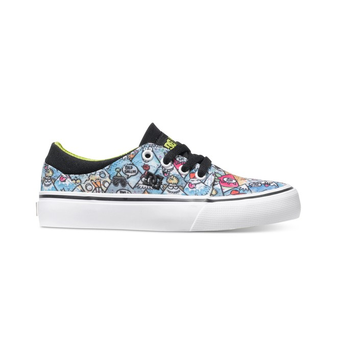 0 Kid's 4-7 Trase Kevin Lyons Shoes  ADBS300124 DC Shoes