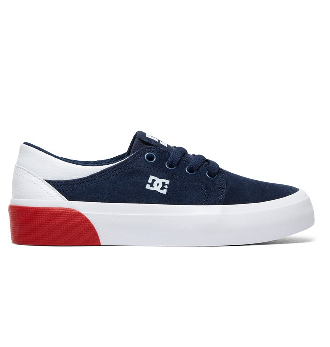 0 Kid's Trase Shoes Blue ADBS300138 DC Shoes