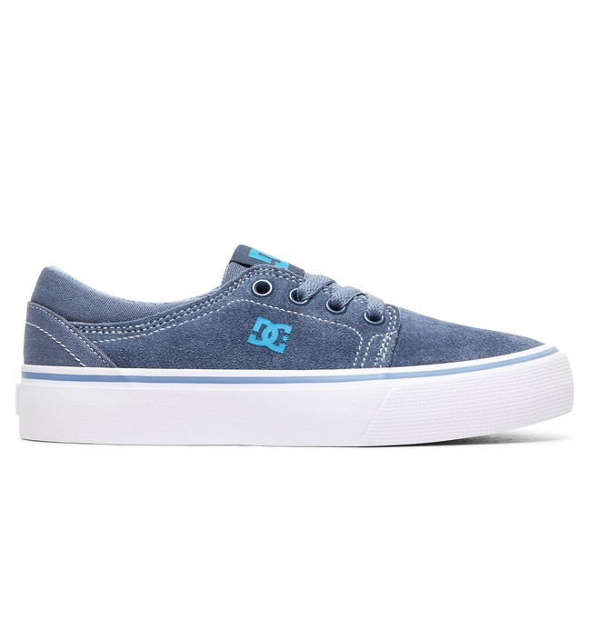 0 Trase - Shoes for Kids Blue ADBS300138 DC Shoes