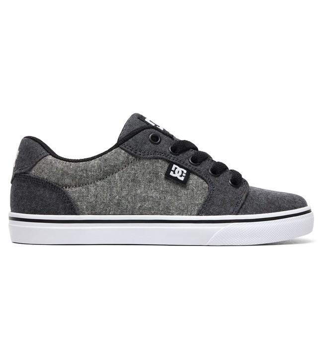 0 Kid's Anvil TX SE - Shoes Black ADBS300246 DC Shoes
