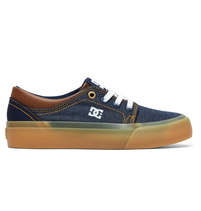 0 Kid's Trase TX SE Shoes Blue ADBS300252 DC Shoes