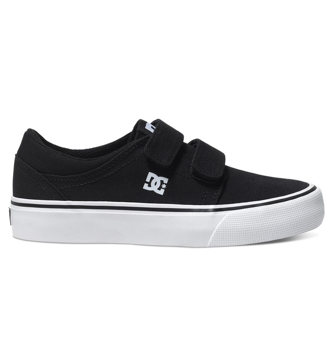 0 Kid's Trase V Shoes Black ADBS300253 DC Shoes