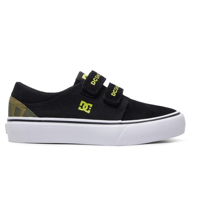 0 Trase V TX SE - Chaussures pour Garçon Noir ADBS300254 DC Shoes