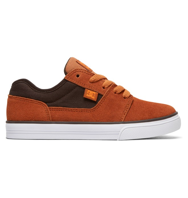 0 Tonik - Baskets pour garçon Marron ADBS300262 DC Shoes