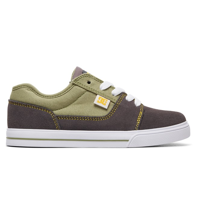 0 Tonik - Zapatillas para Chicos Gris ADBS300262 DC Shoes