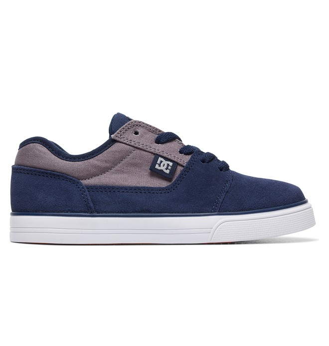 0 Kid's Tonik Shoes Blue ADBS300262 DC Shoes