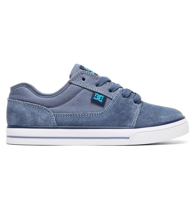 0 Boy's 8-16 Tonik Shoes Blue ADBS300262 DC Shoes