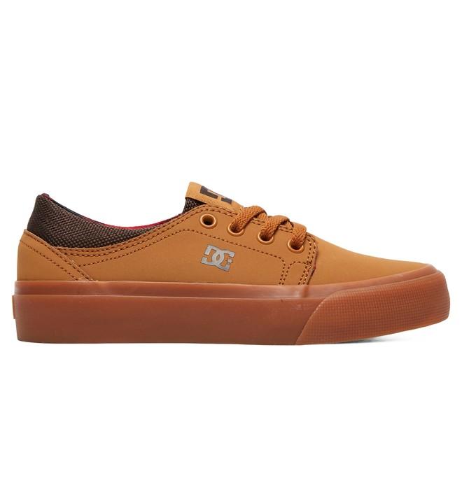 0 Trase SE - Baskets pour garçon Beige ADBS300264 DC Shoes