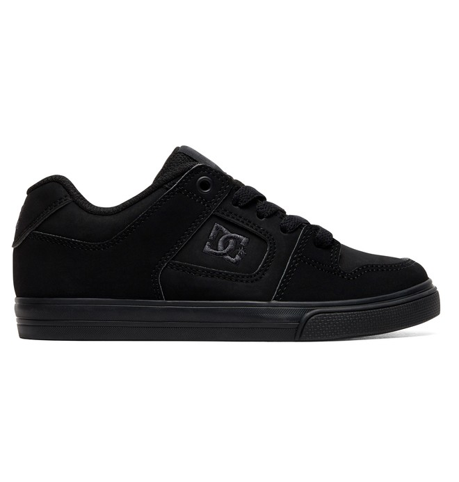 0 Boy's 8-16 Pure Shoes Black ADBS300267 DC Shoes