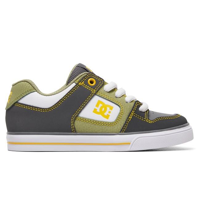 0 Pure - Baskets pour garçon Gris ADBS300267 DC Shoes