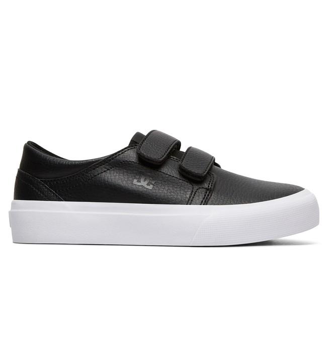0 Kid's Trase V SE Shoes Black ADBS300292 DC Shoes