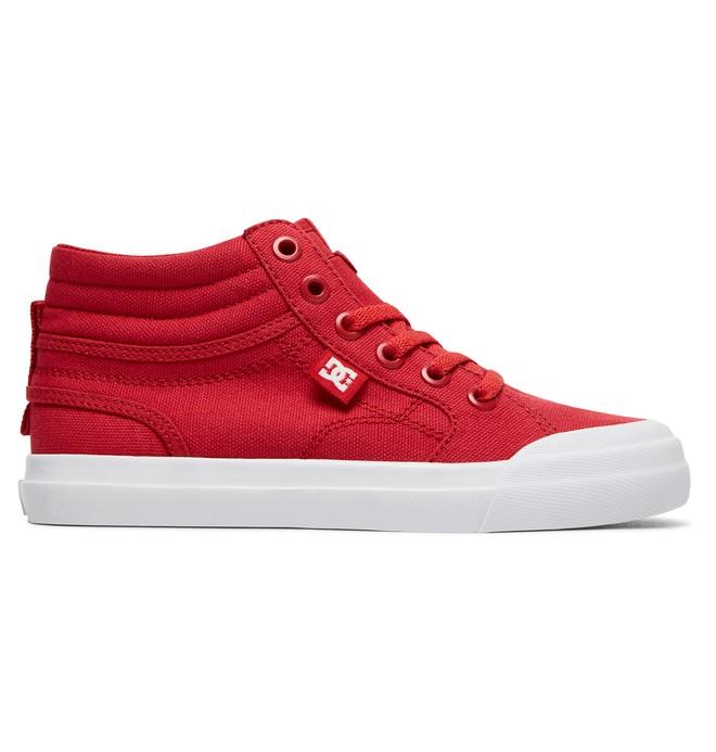 0 Kid's Evan HI TX - High-Top Shoes  ADBS300303 DC Shoes