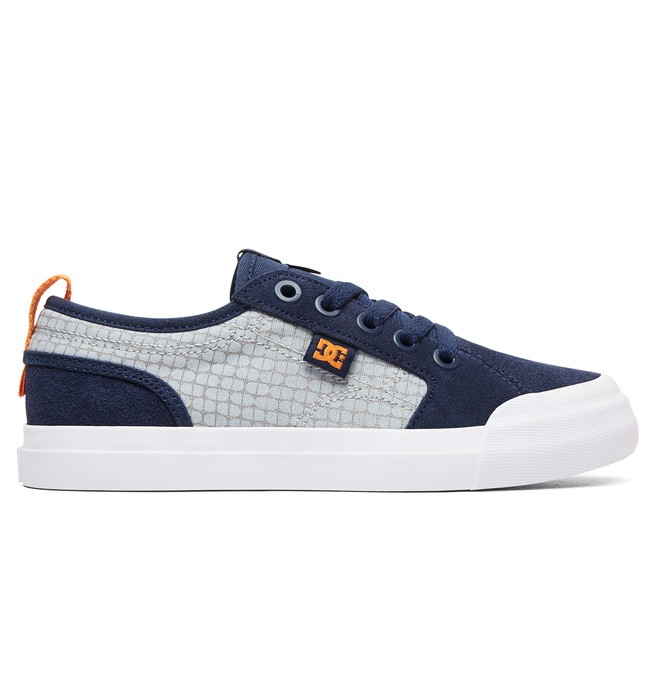 0 Boy's 8-16 Evan SE Shoes Blue ADBS300315 DC Shoes