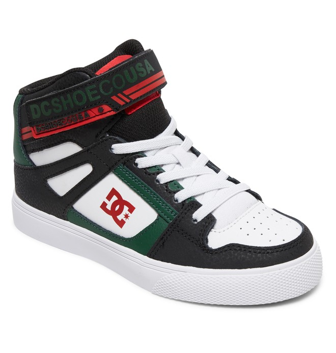 Pure High-Top EV - High-Top Leather Shoes for Kids  ADBS300324