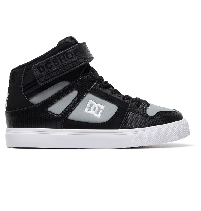 0 Kid's Pure High EV - High-Top Shoes Black ADBS300324 DC Shoes
