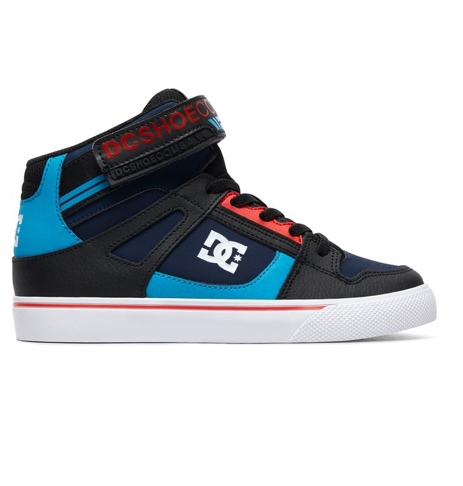 0 Kid's Pure High EV - High-Top Shoes Blue ADBS300324 DC Shoes