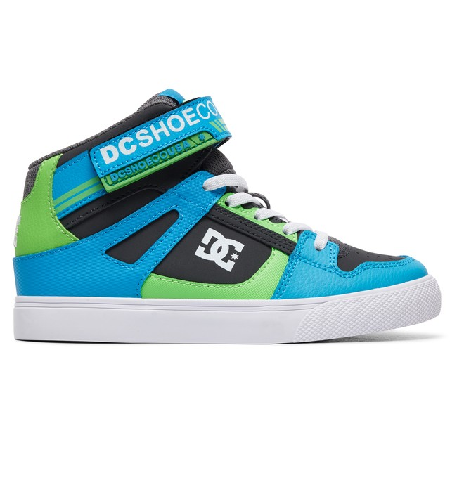 0 Pure High EV - Zapatillas Altas para Chicos Gris ADBS300324 DC Shoes