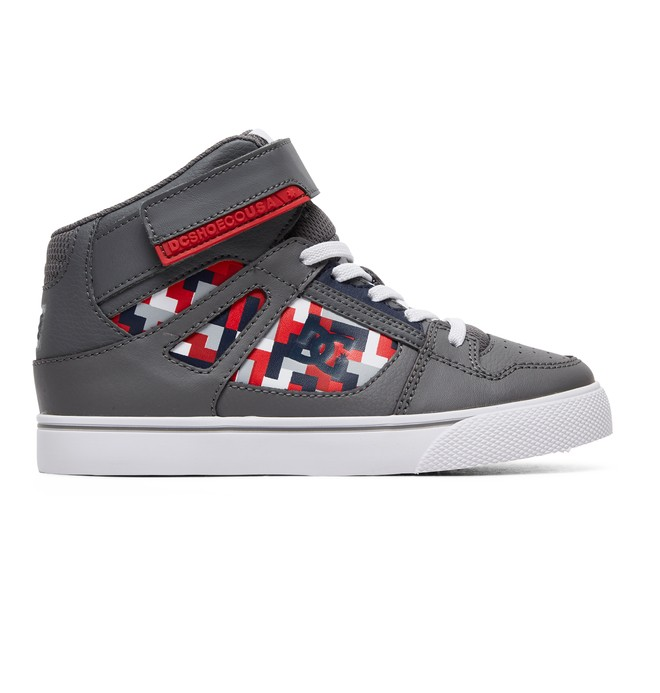 0 Kid's Pure Hi SE - High-Top Shoes  ADBS300325 DC Shoes