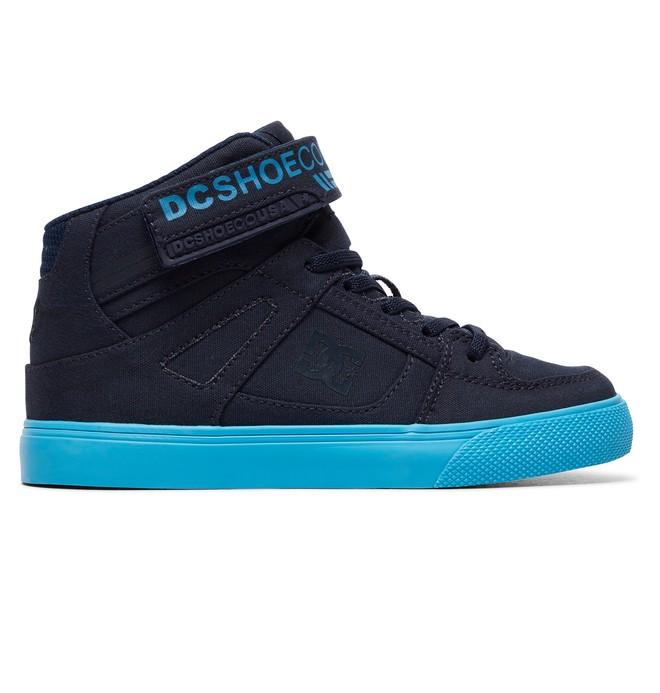 0 Pure High TX EV - Zapatillas Altas para Chicos Azul ADBS300338 DC Shoes