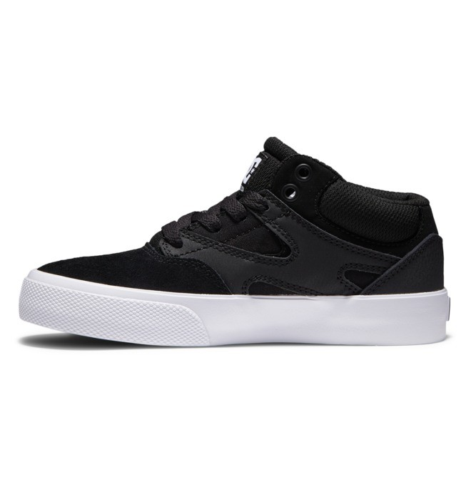 Kalis Vulc - Mid-Top Leather Shoes for Boys  ADBS300367