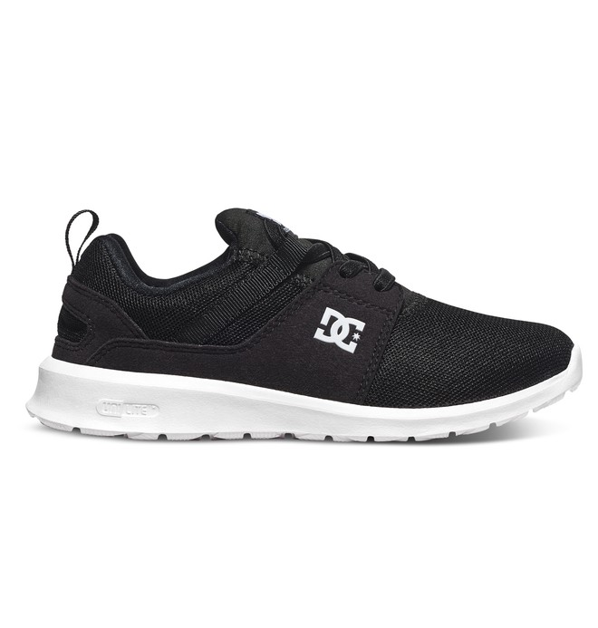 0 Heathrow - Shoes for Boys Black ADBS700047 DC Shoes
