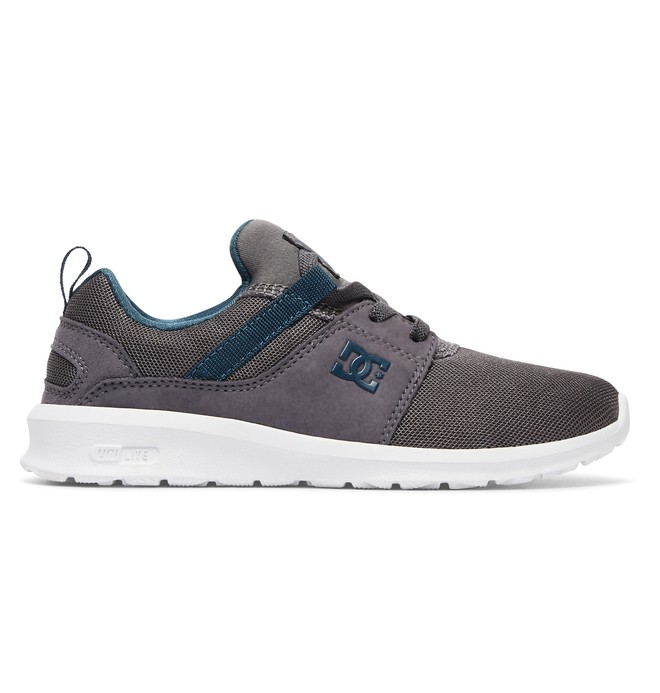 0 Heathrow - Baskets pour Garçon Gris ADBS700047 DC Shoes
