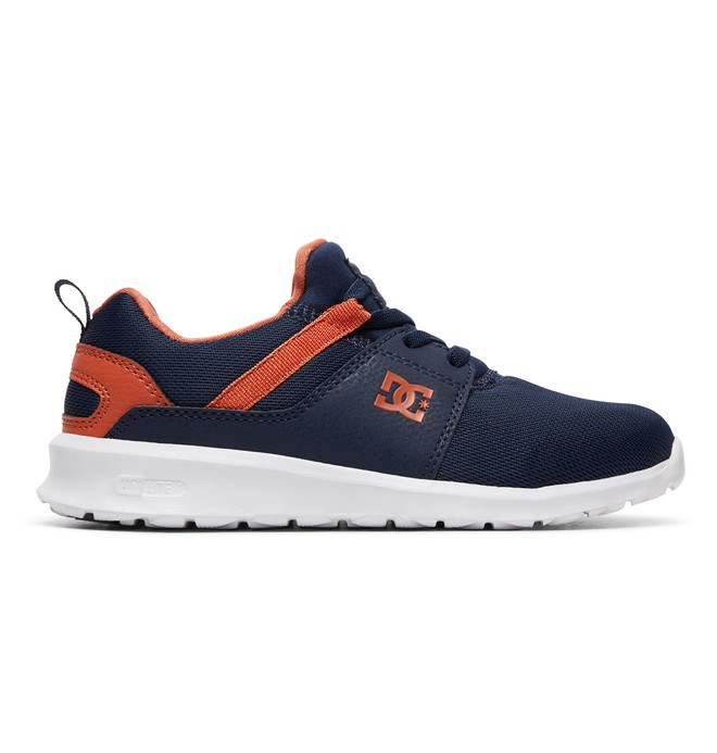 0 Kid's Heathrow Shoes Blue ADBS700047 DC Shoes