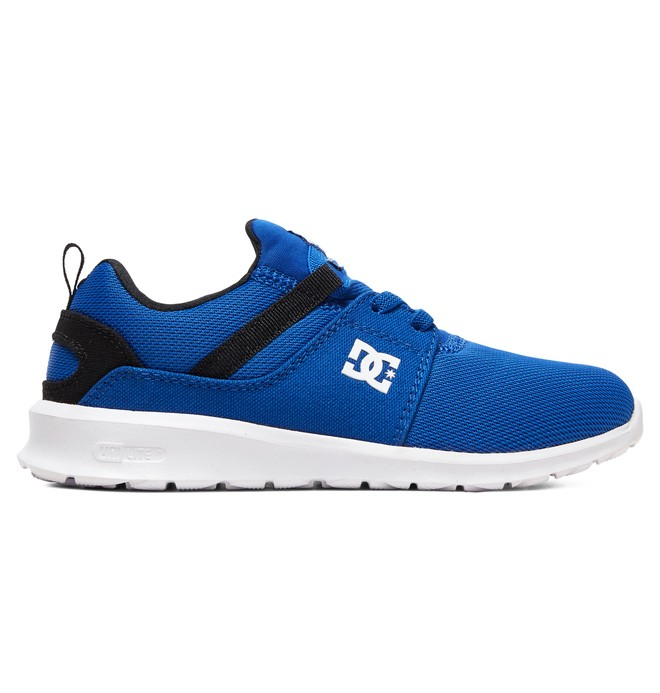 0 Boy's 8-16 Heathrow Shoes Blue ADBS700047 DC Shoes