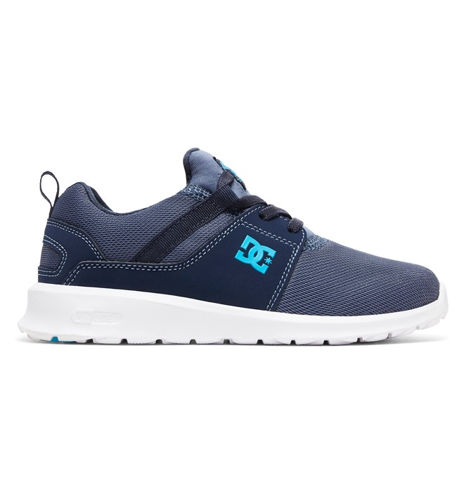 0 Niños  8-16 Zapatos Heathrow Azul ADBS700047 DC Shoes
