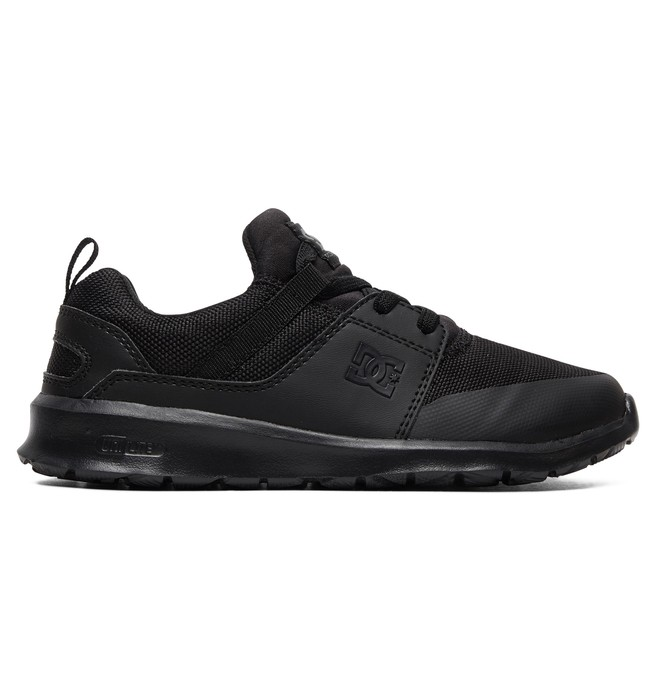 0 Kid's Heathrow Prestige Shoes Black ADBS700048 DC Shoes