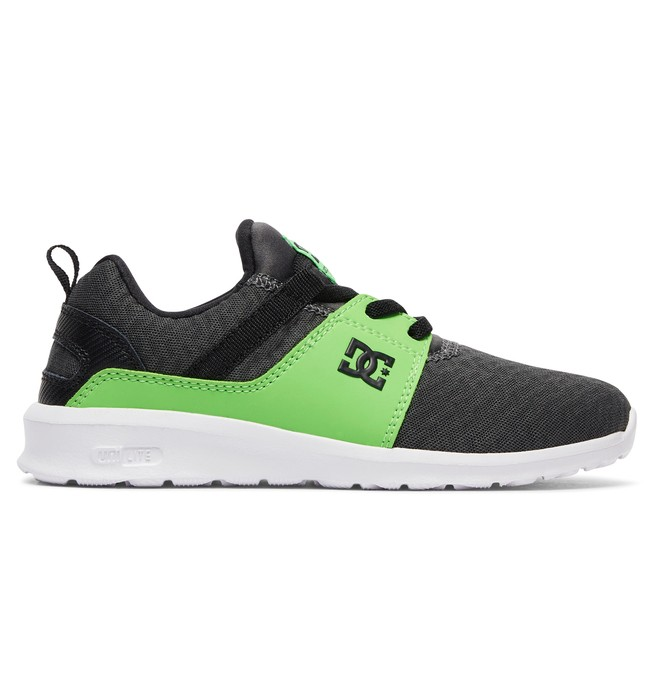 0 Boy's 8-16 Heathrow SE Shoes Green ADBS700049 DC Shoes