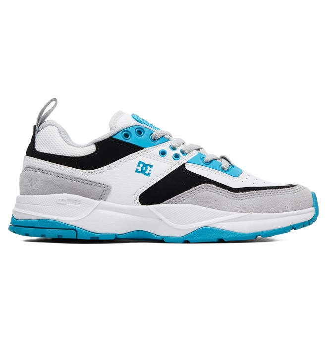 0 E.Tribeka - Zapatillas para Chicos Gris ADBS700075 DC Shoes