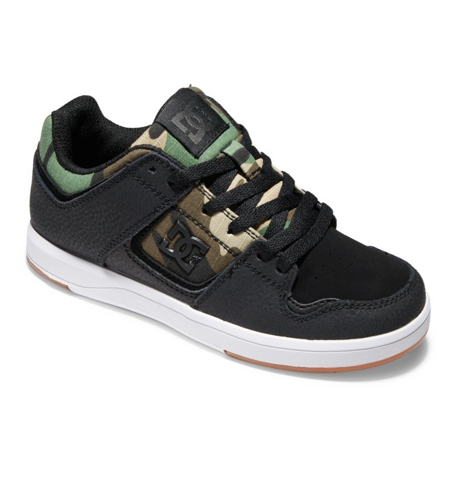 DC Cure - Leather Skate Shoes for Boys  ADBS700090