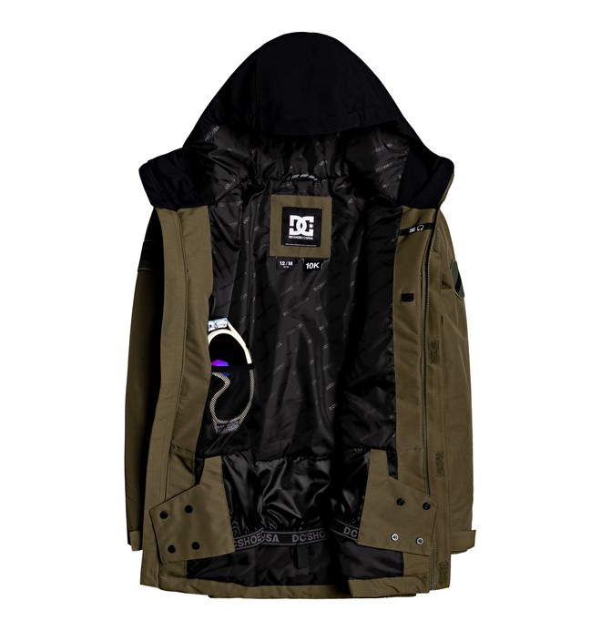 Haven - Snowboard Jacket for Boys 8-16  ADBTJ03000