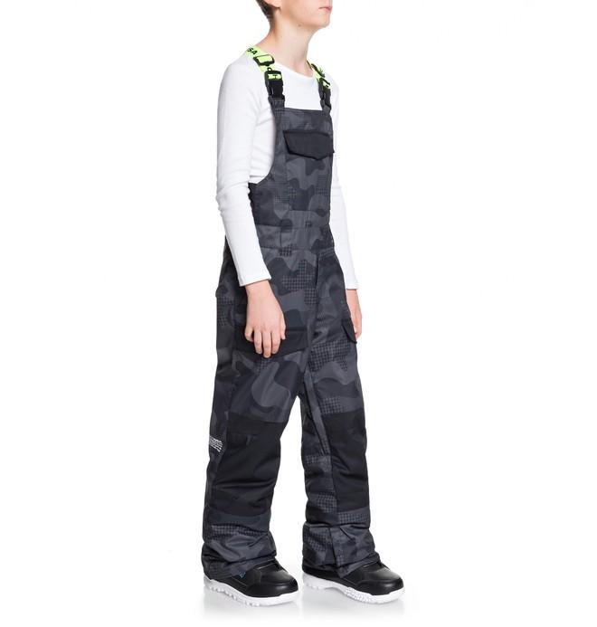 Roadblock Snowboard Bib Pants for Boys 8-16  ADBTP03000