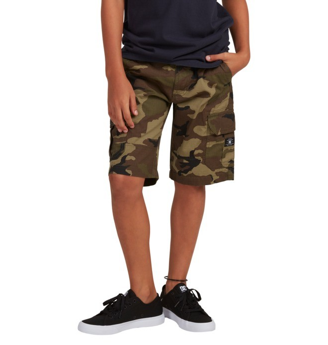 Warehouse Cargo - Cargo Shorts for Boys 8-16  ADBWS03009