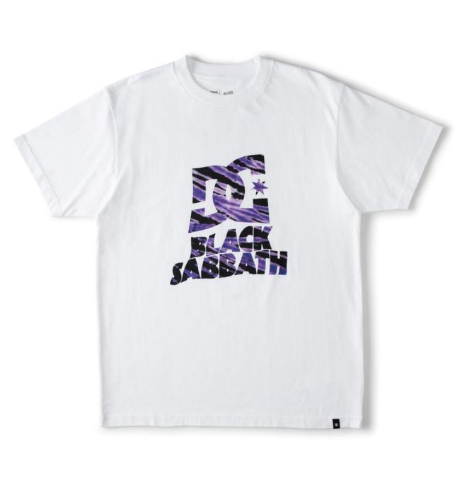 DC x Black Sabbath - T-Shirt for Boys  ADBZT03173