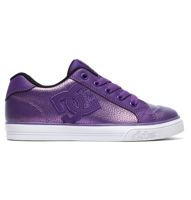0 Kid's Chelsea SE Shoes Purple ADGS300042 DC Shoes
