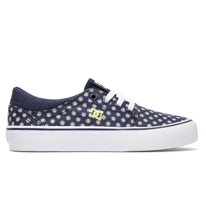 0 Trase TX SE - Schoenen voor Meisjes Blue ADGS300060 DC Shoes