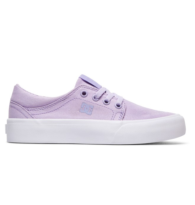 0 Trase TX - Shoes for Girls Purple ADGS300061 DC Shoes