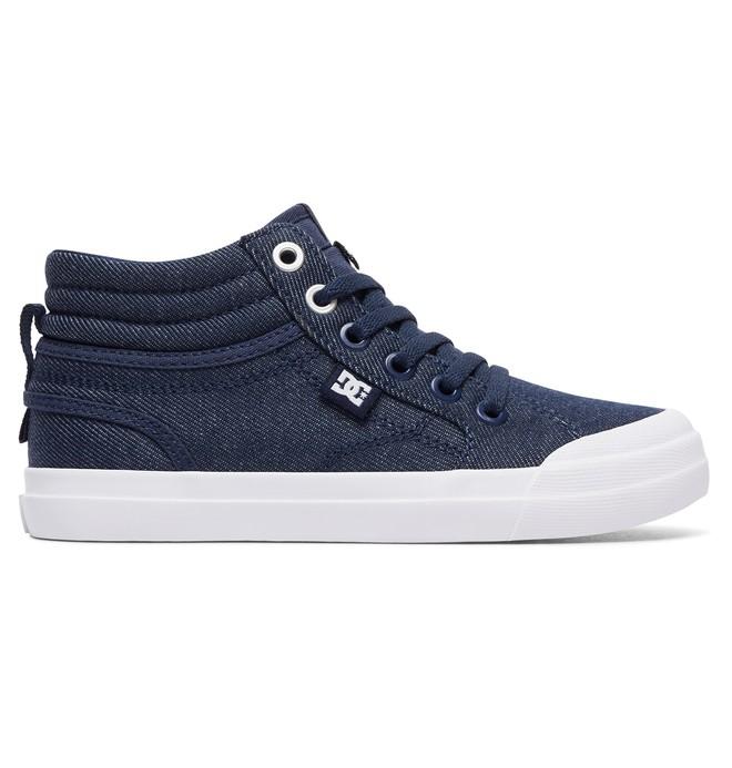 0 Evan Hi TX SE - Chaussures montantes pour Fille  ADGS300063 DC Shoes