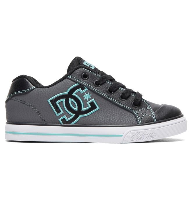 0 Girl's 8-16 Chelsea Shoes Black ADGS300080 DC Shoes