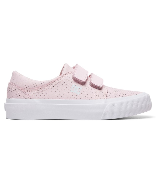 0 Kid's Trase V SE Shoes Pink ADGS300082 DC Shoes