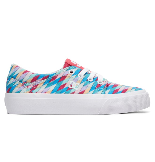 0 Girl's 8-16 Trase SP Shoes  ADGS300083 DC Shoes