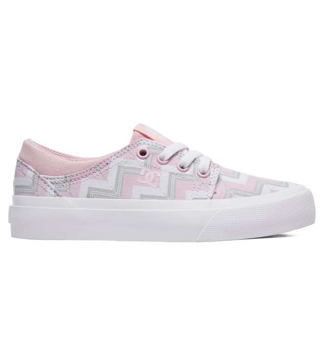 0 Girl's 8-16 Trase SP Shoes Pink ADGS300083 DC Shoes