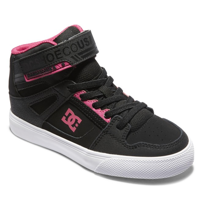 Pure Hi - Leather High-Top Shoes  ADGS300092