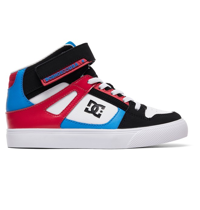 0 Kid's Pure High EV - High-Top Shoes Black ADGS300092 DC Shoes