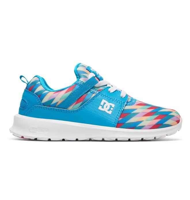 0 Heathrow SP - Shoes for Girls Blue ADGS700017 DC Shoes